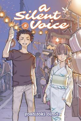 A Silent Voice 5 Cover Image