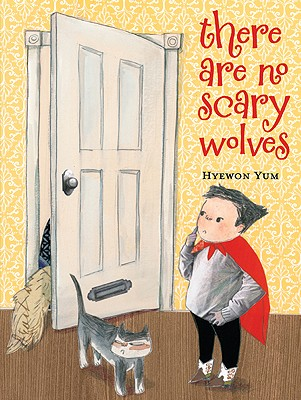 There Are No Scary Wolves Cover