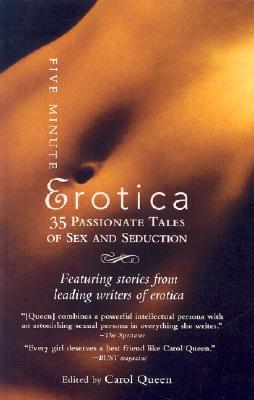 Five-Minute Erotica Cover Image