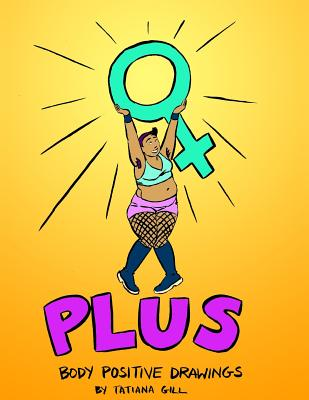 Plus: Body Positive Drawings Cover Image