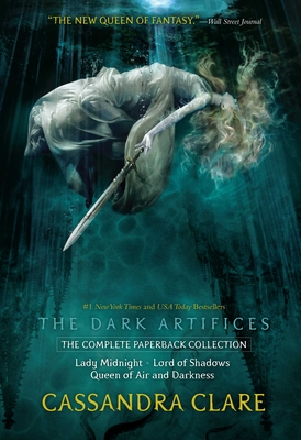 The Dark Artifices, the Complete Paperback Collection: Lady Midnight; Lord of Shadows; Queen of Air and Darkness Cover Image