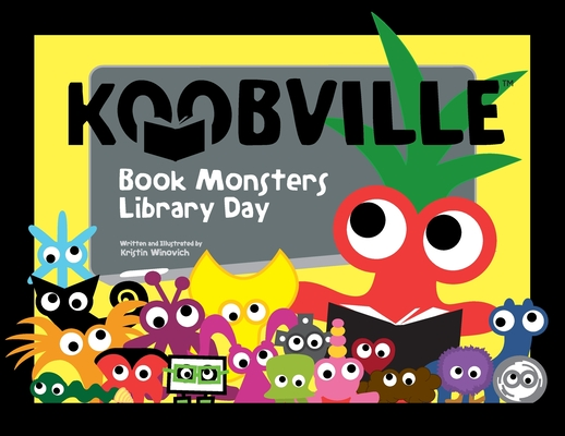Book Monsters Library Day Cover Image