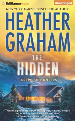 The Hidden (Krewe of Hunters #17) Cover Image