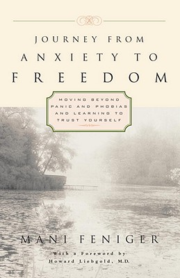 Journey from Anxiety to Freedom Cover