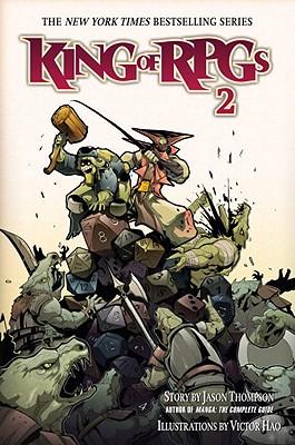King of RPGs, Volume 2 Cover