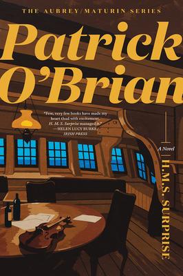 H. M. S. Surprise (Aubrey/Maturin Novels #3) Cover Image