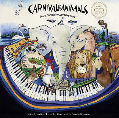 Carnival of the Animals with CD Cover