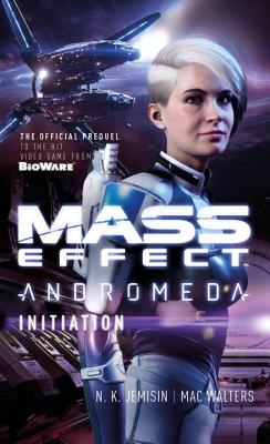 Cover for Mass Effect