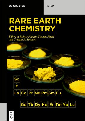 Rare Earth Chemistry Cover Image