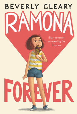 Ramona Forever Cover