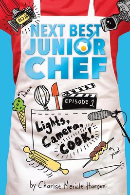 Lights, Camera, Cooks!Kid Chef
