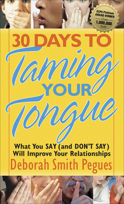 30 Days to Taming Your Tongue Cover