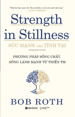 Cover for Strength in Stillness