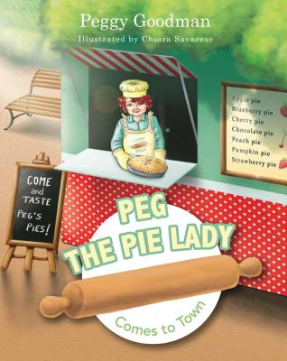 Peg the Pie Lady Comes to Town Cover Image