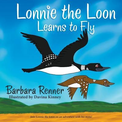 Lonnie the Loon Learns to Fly Cover Image