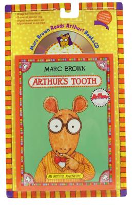 Arthur's Tooth [With CD] Cover Image