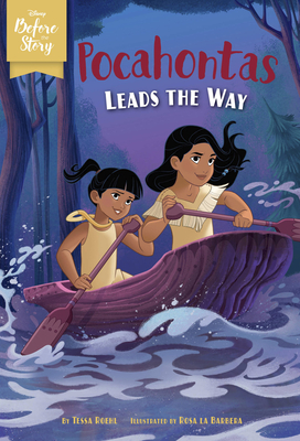 Disney Before the Story: Pocahontas Leads the Way Cover Image