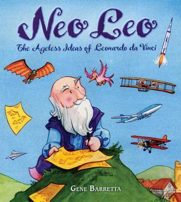 Neo Leo: The Ageless Ideas of Leonardo da Vinci Cover Image