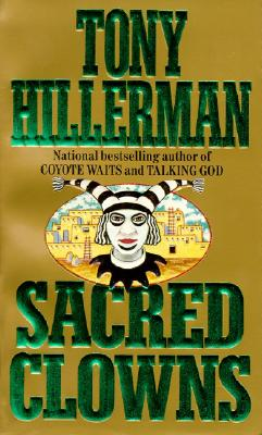 Sacred Clowns Cover Image