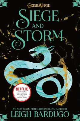 Siege and Storm (Hardcover) By Leigh Bardugo