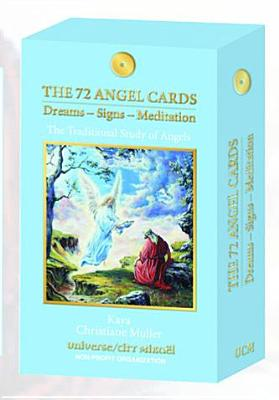 72 Angel Cards: Dreams, Signs, Meditation Cover Image