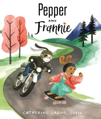 Cover for Pepper and Frannie