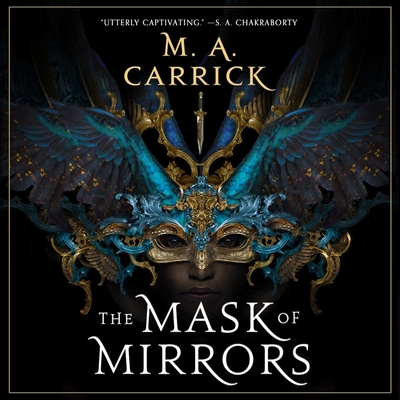 The Mask of Mirrors Cover Image