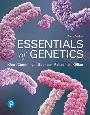 Essentials of Genetics Plus Mastering Genetics -- Access Card Package [With Access Code] Cover Image