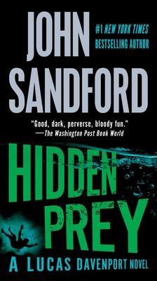 Hidden Prey (A Prey Novel #15) Cover Image