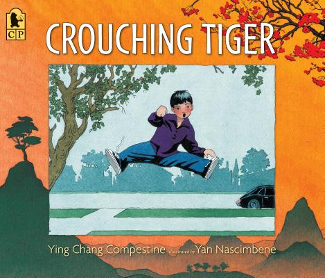 Crouching Tiger Cover Image