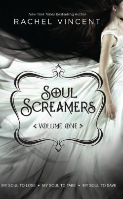 Soul Screamers, Volume 1 Cover