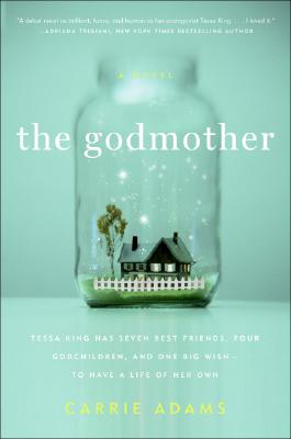 The Godmother Cover