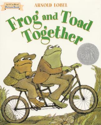 Frog and Toad Together (I Can Read Level 2) Cover Image