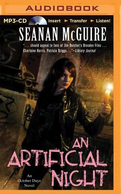 An Artificial Night (October Daye #3) Cover Image