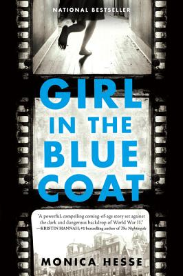 Girl in the Blue Coat Cover