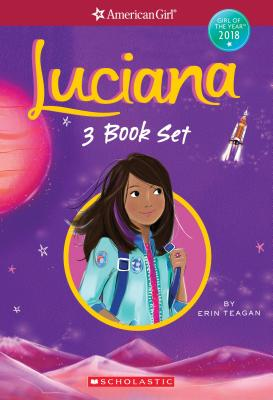 Luciana 3-Book Box Set (American Girl: Girl of the Year 2018) Cover Image