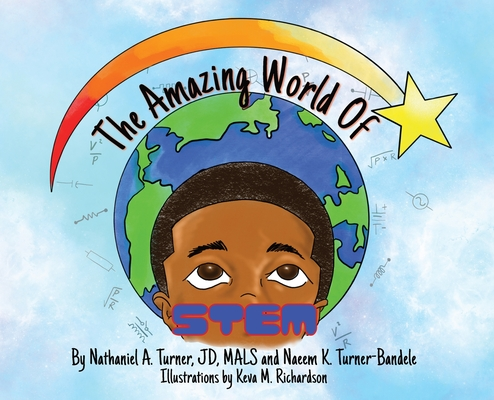 The Amazing World of STEM Cover Image
