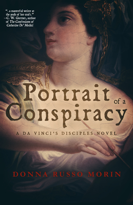 Portrait of a Conspiracy: A Da Vinci's Disciples Novel Cover Image