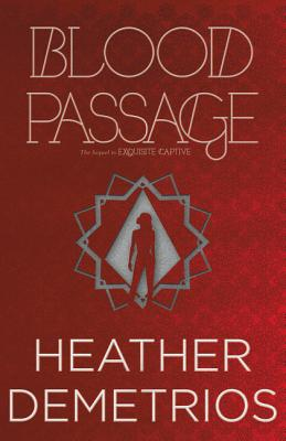 Cover for Blood Passage (Dark Caravan Cycle #2)