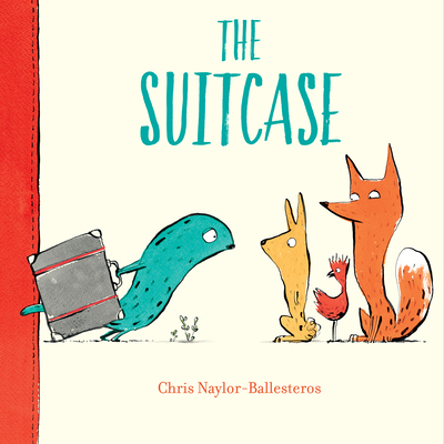 Cover for The Suitcase