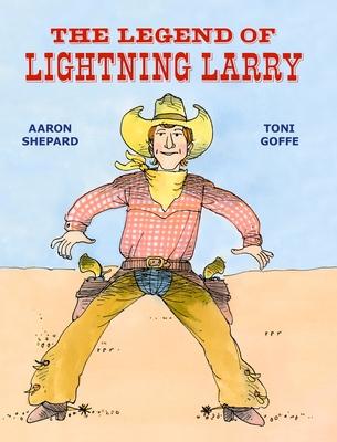 The Legend of Lightning Larry Cover Image