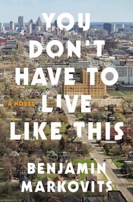 You Don't Have to Live Like This Cover