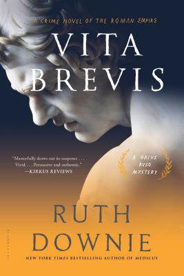 Vita Brevis: A Crime Novel of the Roman Empire Cover Image