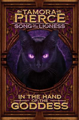 Cover for In the Hand of the Goddess (Song of the Lioness #2)