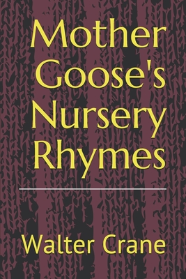 Mother Goose's Nursery Rhymes Cover Image