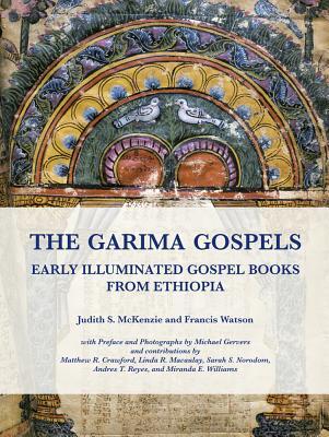 The Garima Gospels Cover