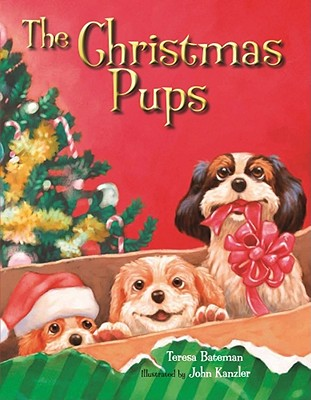The Christmas Pups Cover