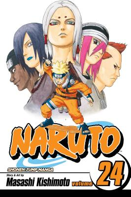 Naruto, Vol. 24 cover image