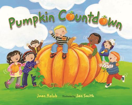 Pumpkin Countdown Cover