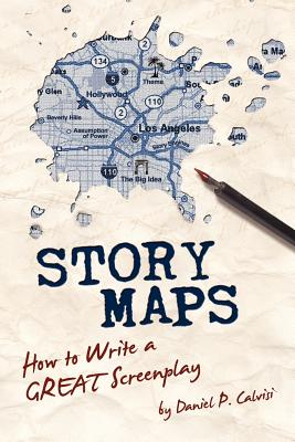 Story Maps: How to Write a Great Screenplay Cover Image